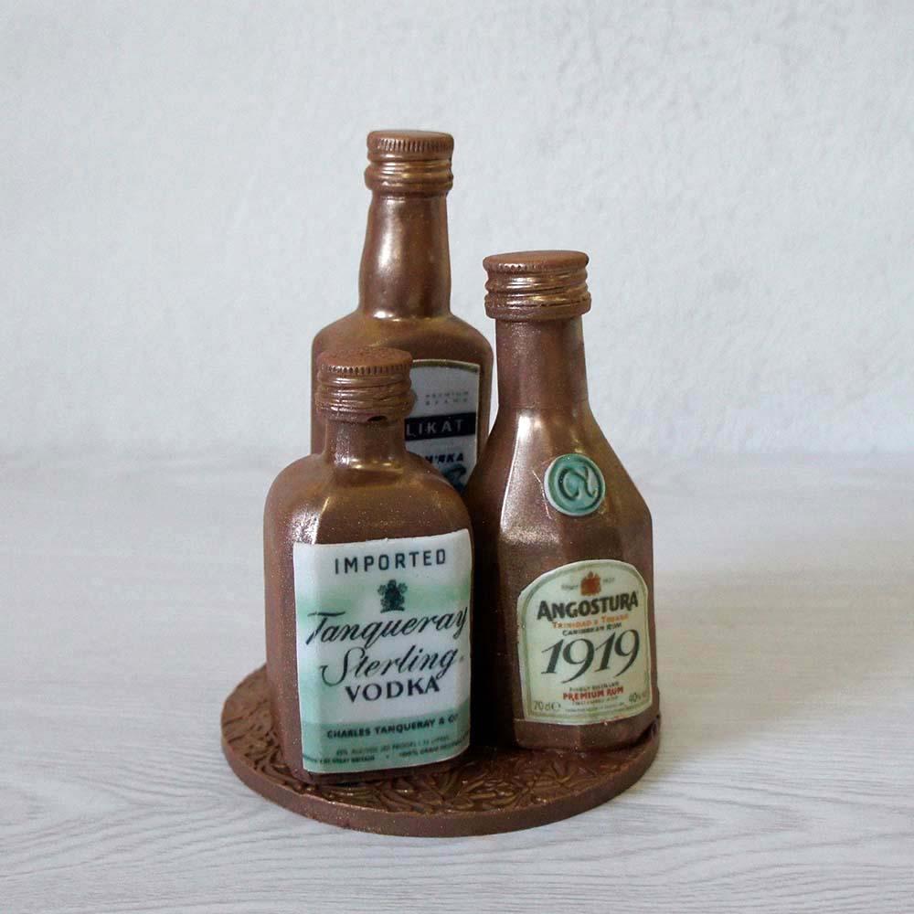 Коллекция мини-бутылочек № 2