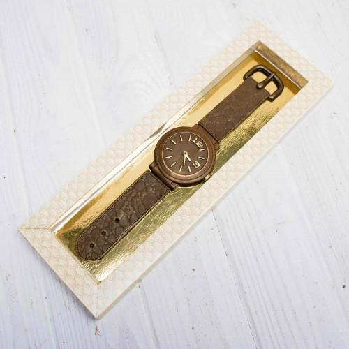 Фигура шоколадная «Часы»