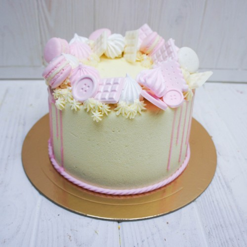 Торт детский для девочки