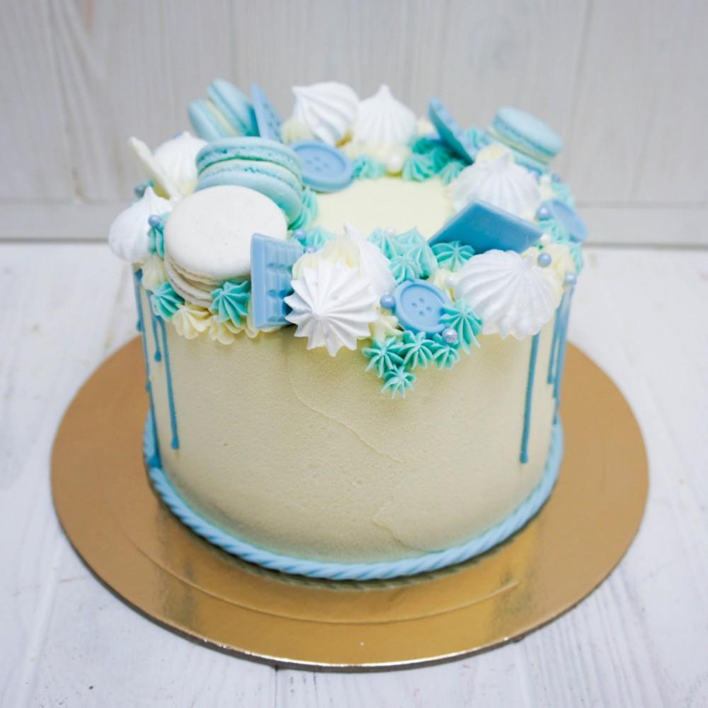 Торт детский для мальчика