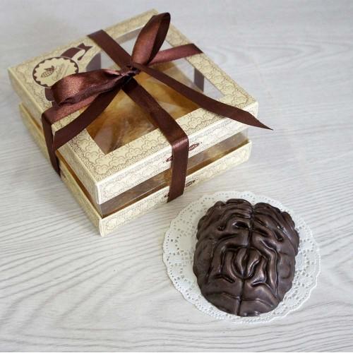 """Фигура шоколадная """"Мозг"""""""