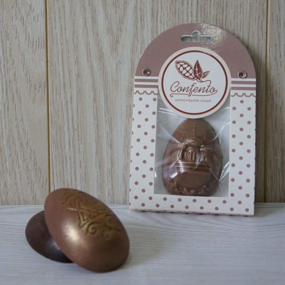 Шоколадное яйцо (половинка)