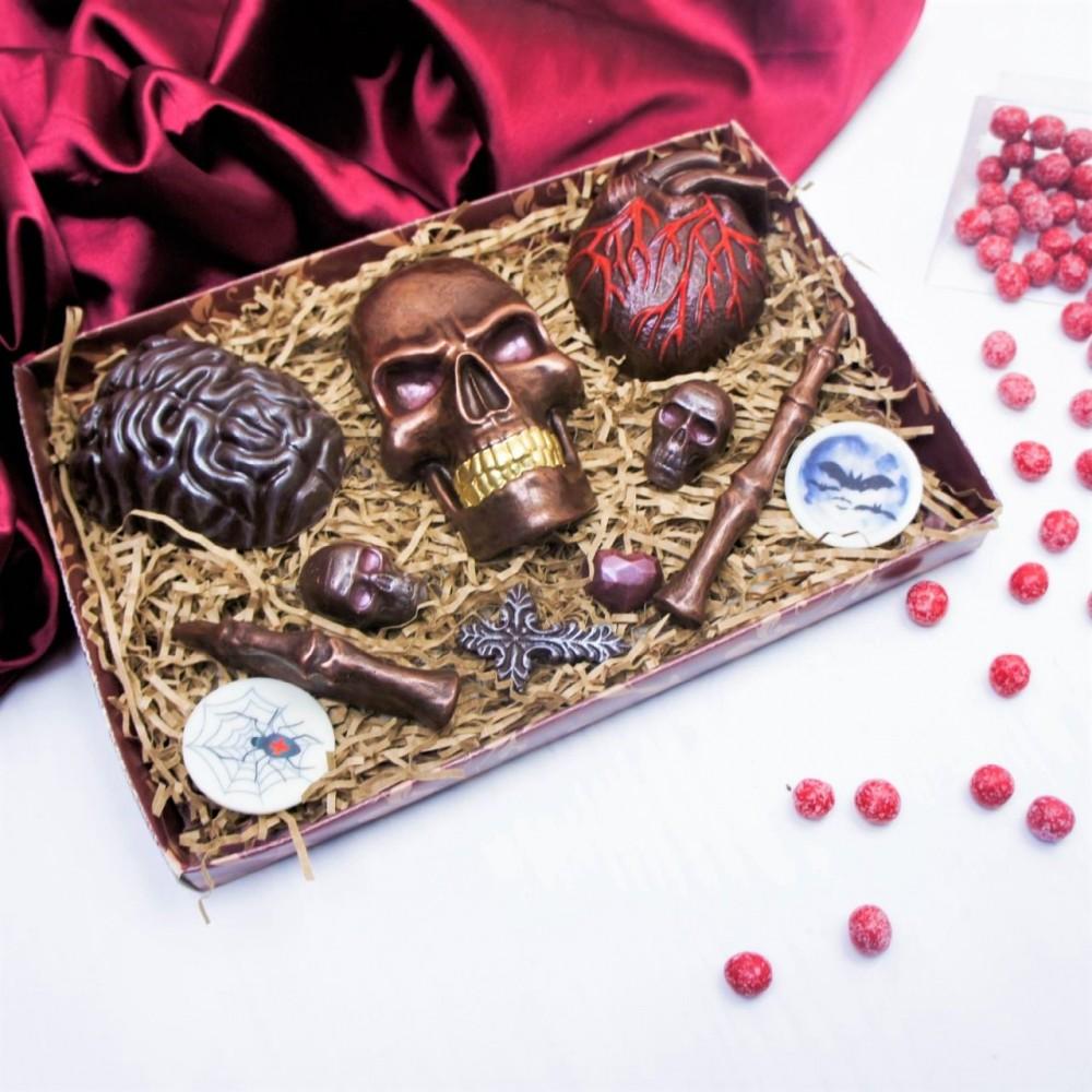 """Набор шоколадных фигурок """"Halloween"""" большой"""