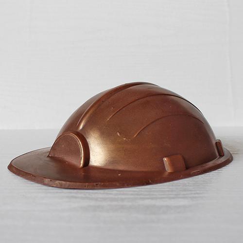 """Фигура шоколадная """"Каска строителя"""""""