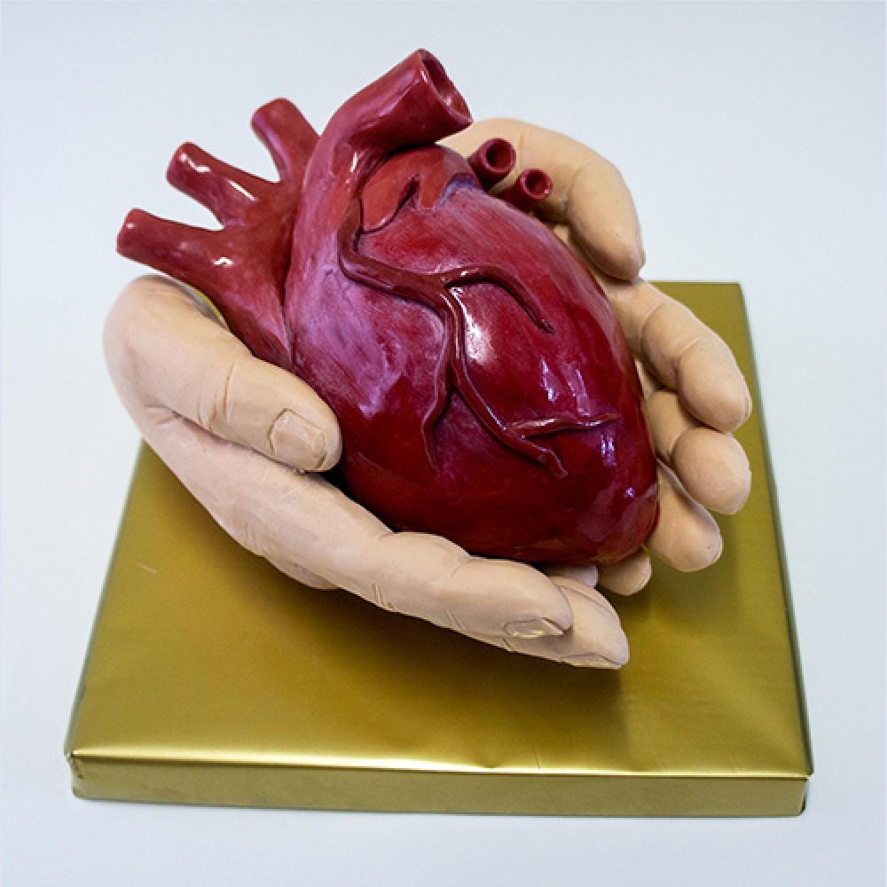 Моё сердце в твоих руках